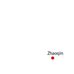 TPO Tourism Promotion Organization For AsianPacific Cities - Zhaoqing map